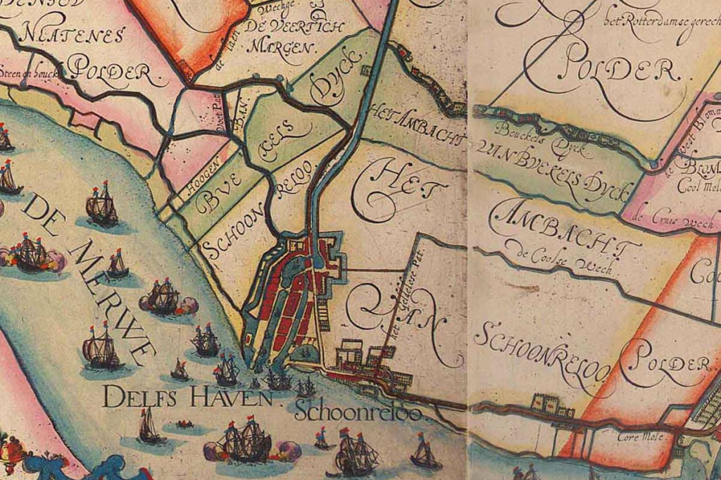 Historical Delfshaven