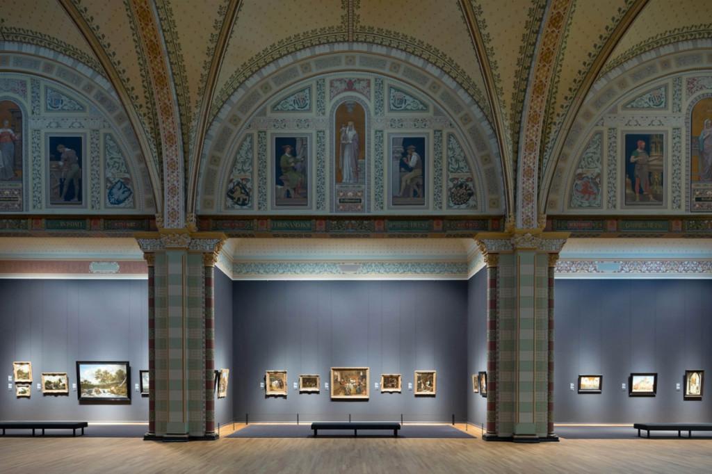 Interieur Rijksmuseum