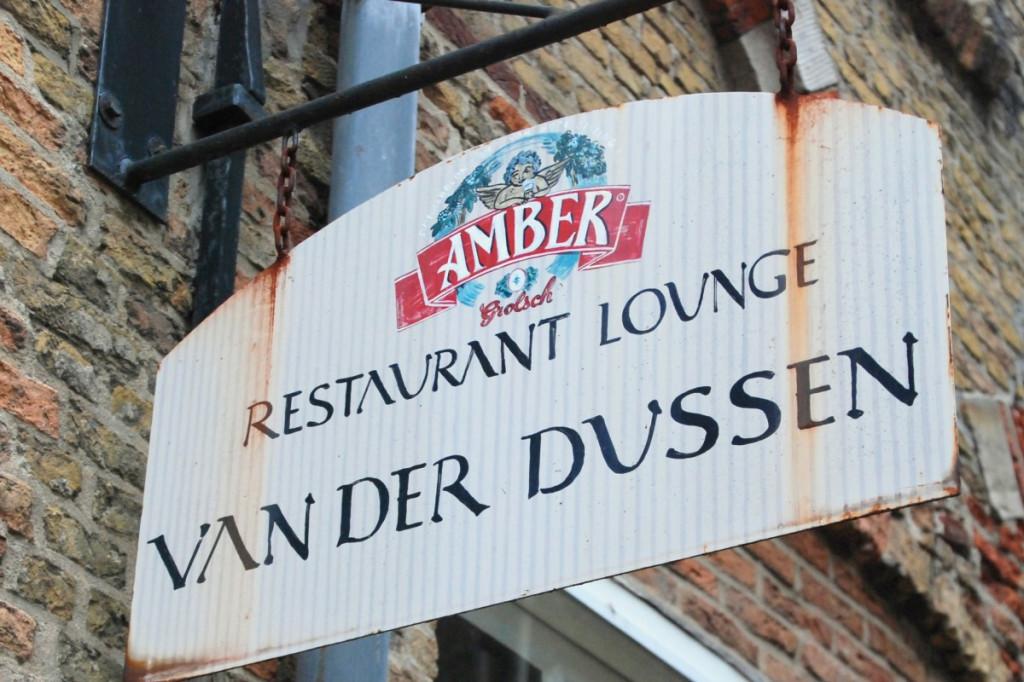 Restaurant van der Dussen