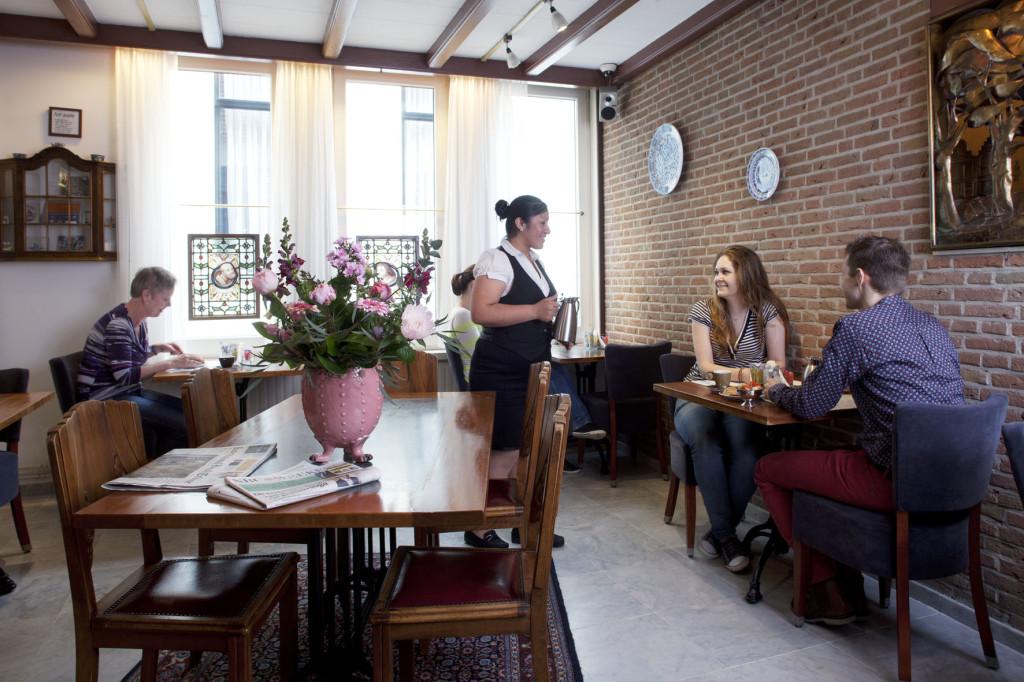 Ontbijtruimte / Breakfast area