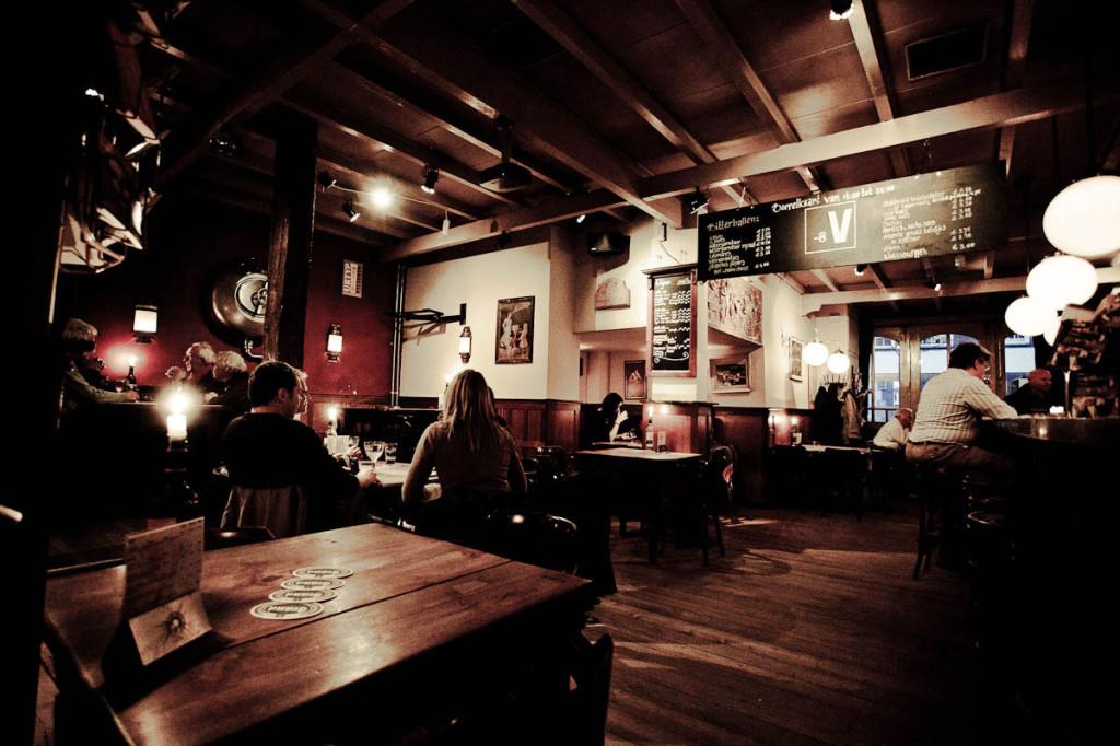 Cafe restaurant de V