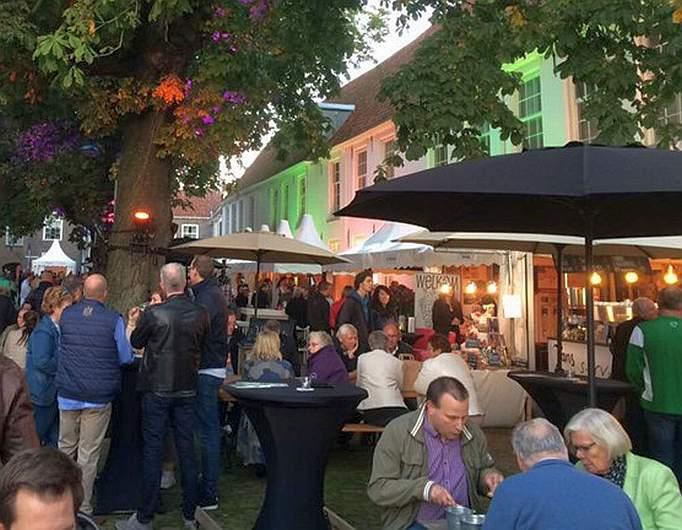 Foodfestival 'Delft Serveert' 2017