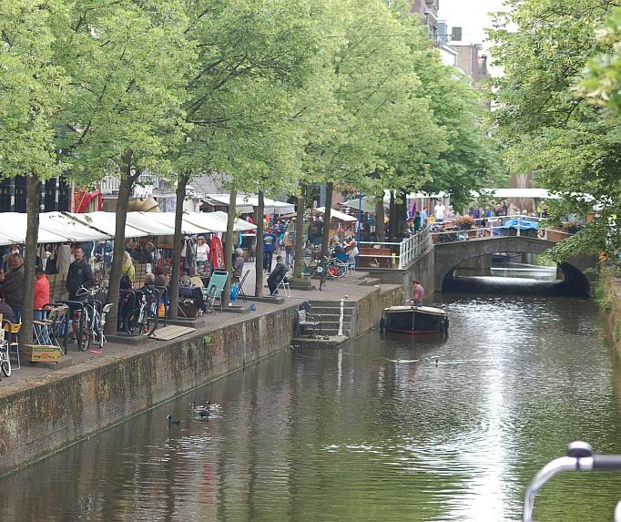 Antiekmarkt Delft 2018  Donderdag & Zaterdag