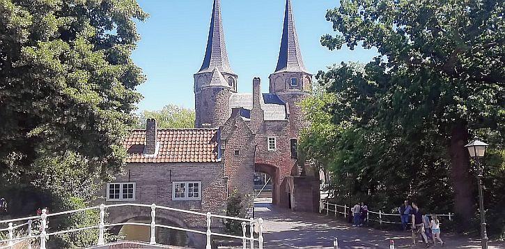 Hotel Leeuwenbrug Delft – aanbieding