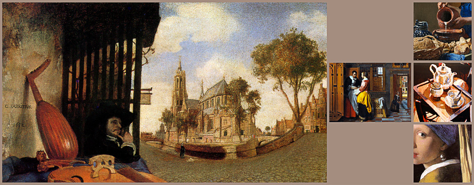 City of Old Masters