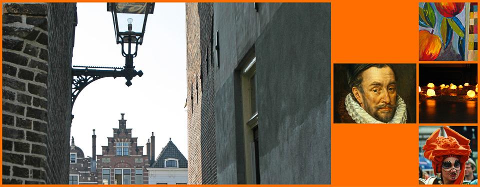 City of Orange and history